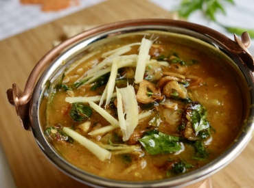 Red Lentils Curry (Masoor Dal)